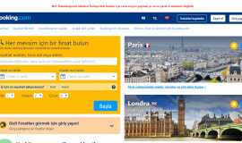 BOOKING.COM TURKISH SERVICE STOPPED
