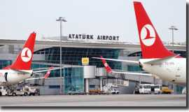 Ataturk airport hotels