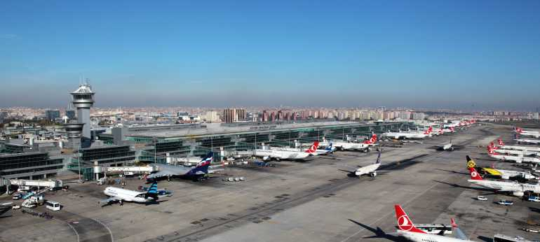 Ataturk Airport Near Hotel