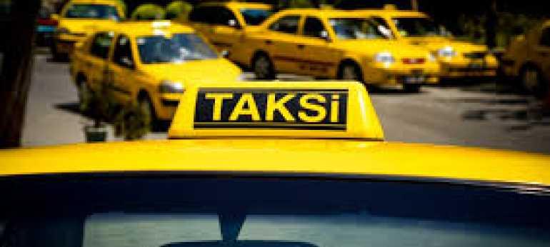 Atatürk Havalimanı Taksi