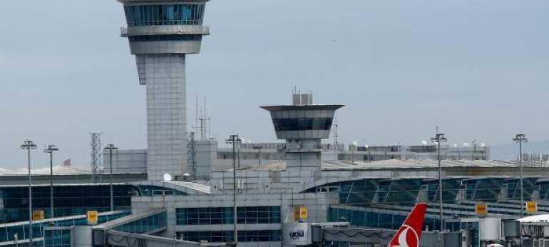 Atatürk Havalimanı 'na yakın oteller