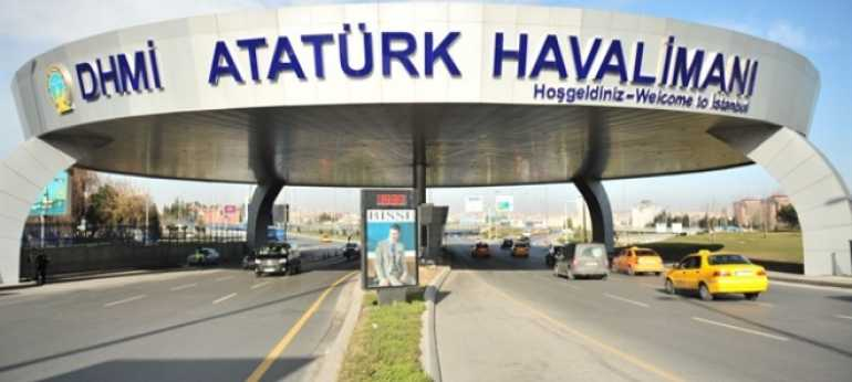When will Atatürk Airport be transported?