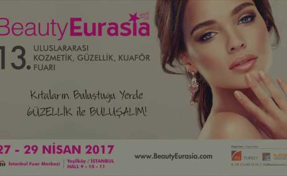 Beauty Eurasia 2017