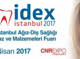 İdex İstanbul 2017 CNR EXPO